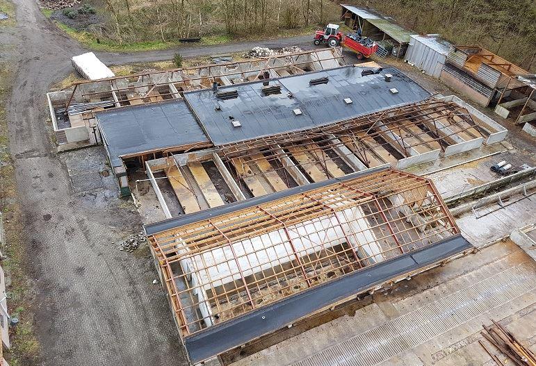 Asbestsanering agrarische bouw