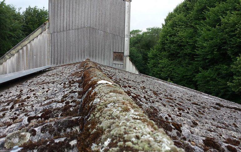 asbestsaneren bij gebr, Middelveld