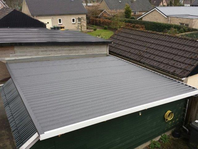 renovatie garage asbest verwijderen