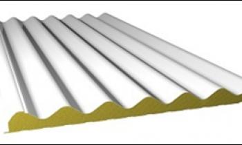 dakpanelen staal