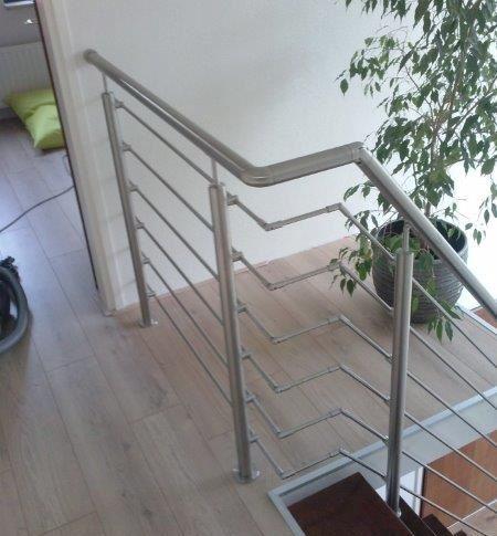 hekwerk trappen