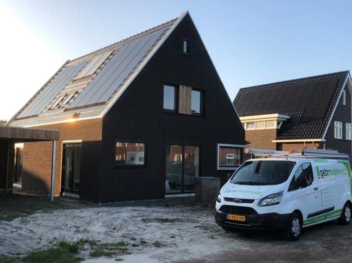 Zonnepanelen en zonnecollectoren