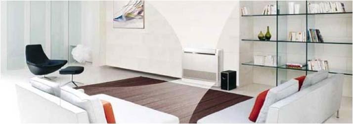 plafondmodel airco