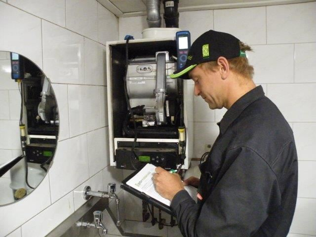 onderhoudscontract gastoestel