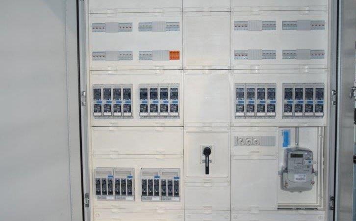 aanleg elektra