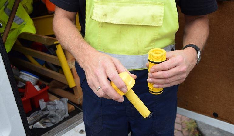 gasloos werken plug