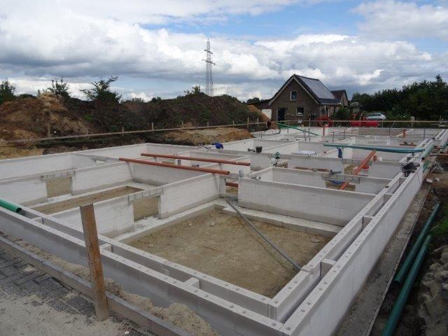aanleggen riolering nieuwbouw