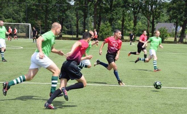 middelveld verentis 1e wedstrijd