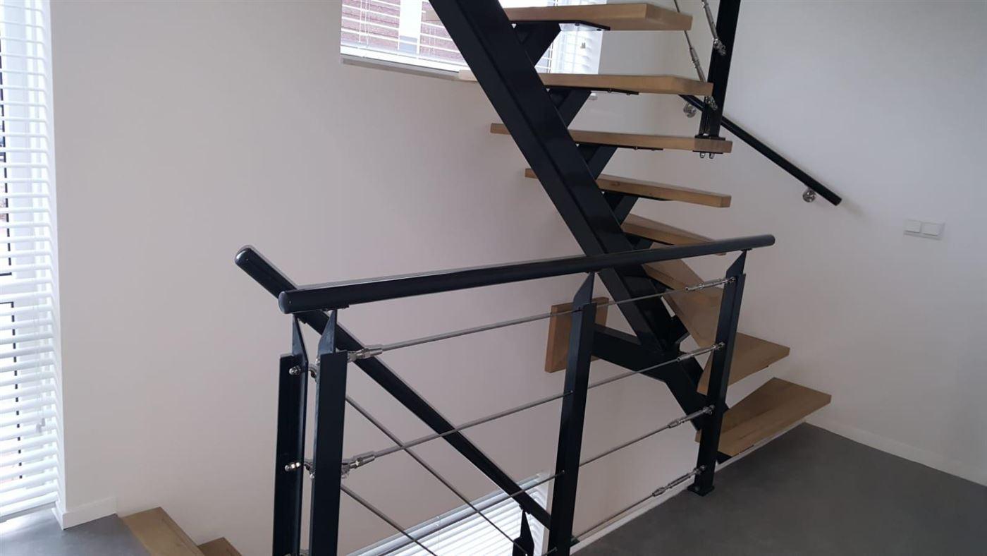 woonhuis trap