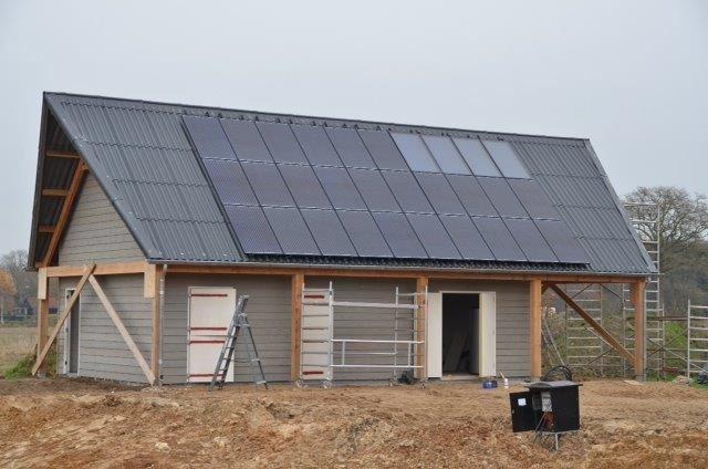 zonnepanelen zonnecollectoren
